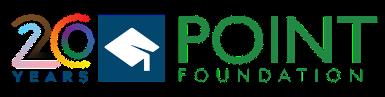 Point Foundation banner