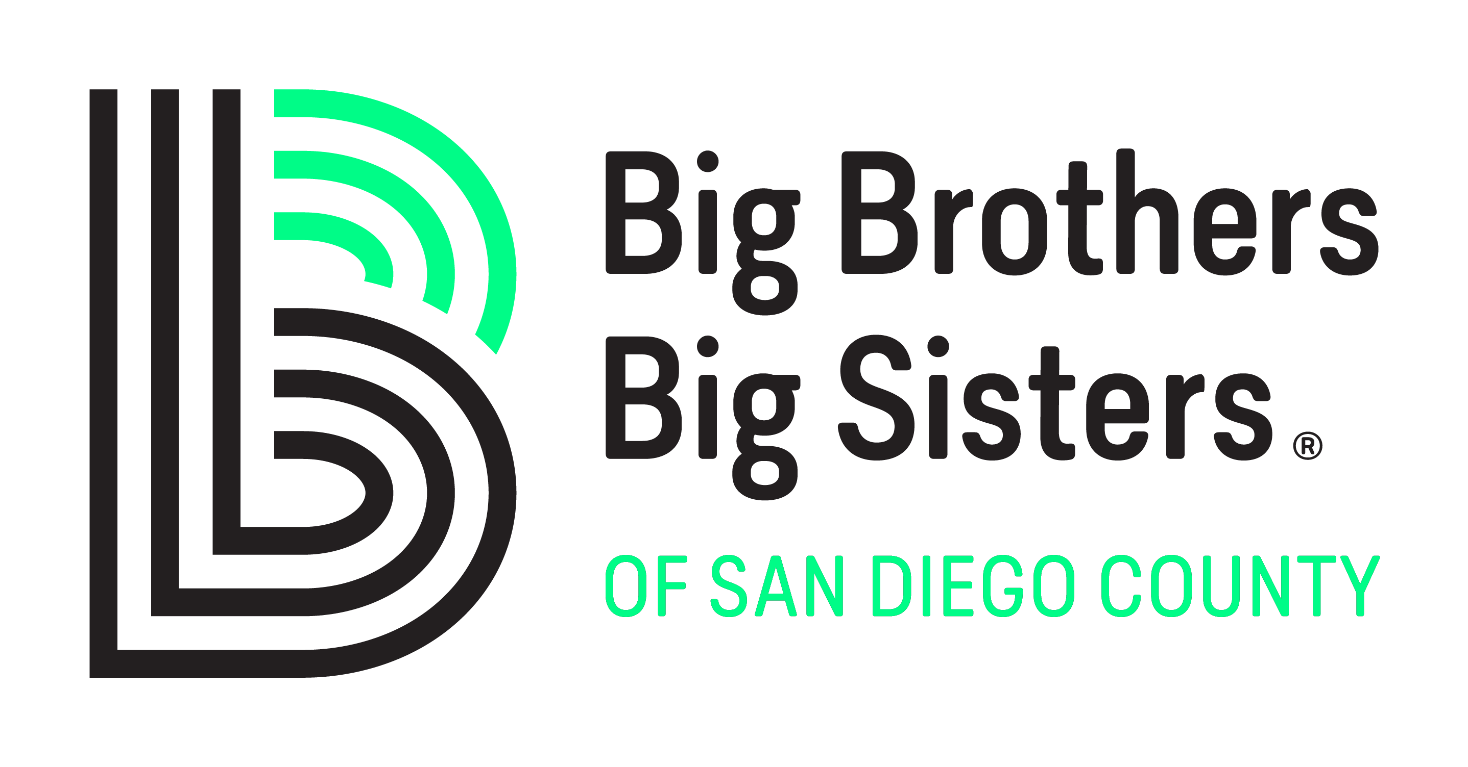 Big Brothers Big Sisters of San Diego County banner