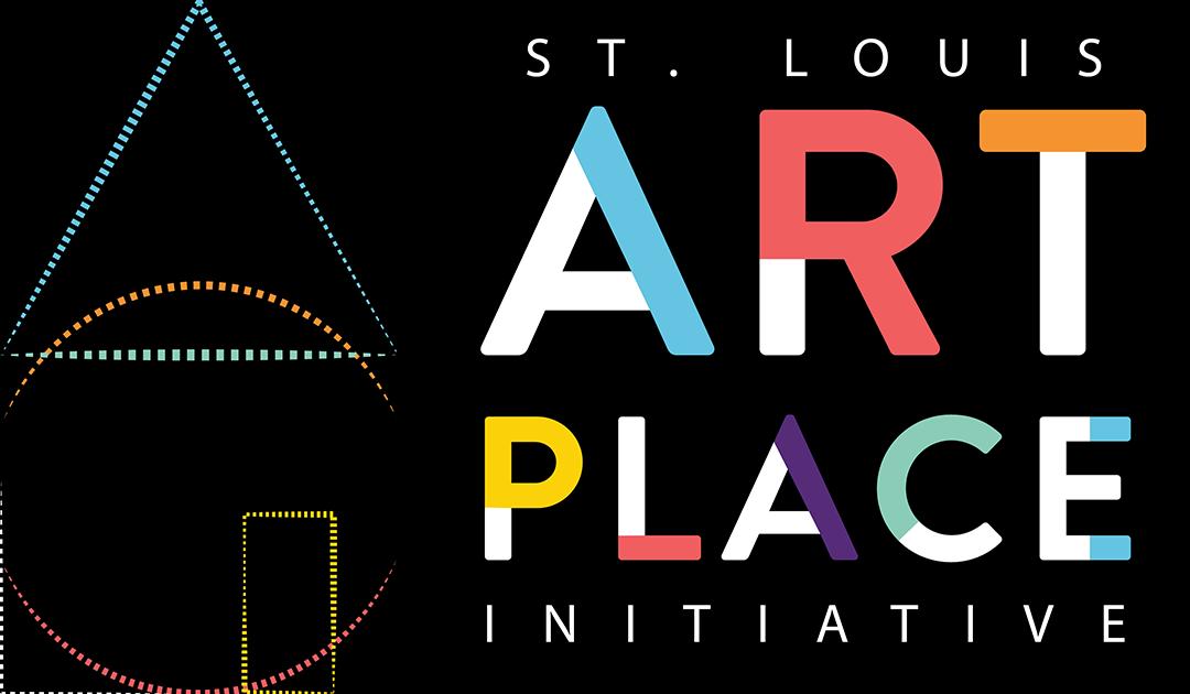 St. Louis Art Place Initiative banner