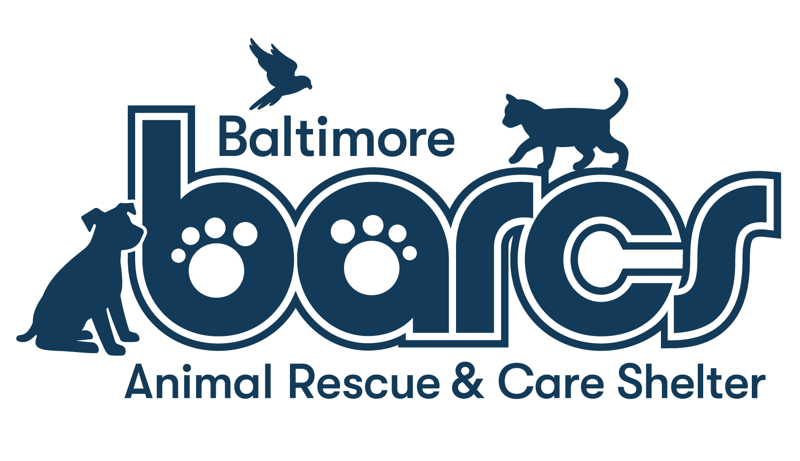 Baltimore Animal Rescue and Care Shelter (BARCS) banner