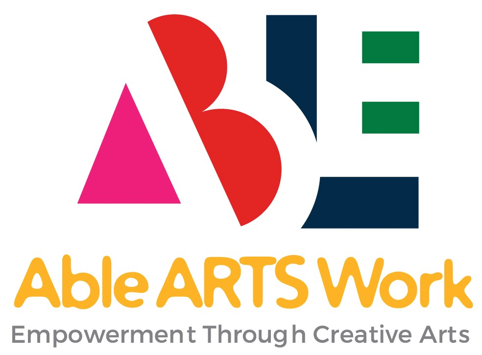 Able ARTS Work banner