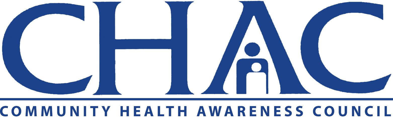 Community Health Awareness Council banner