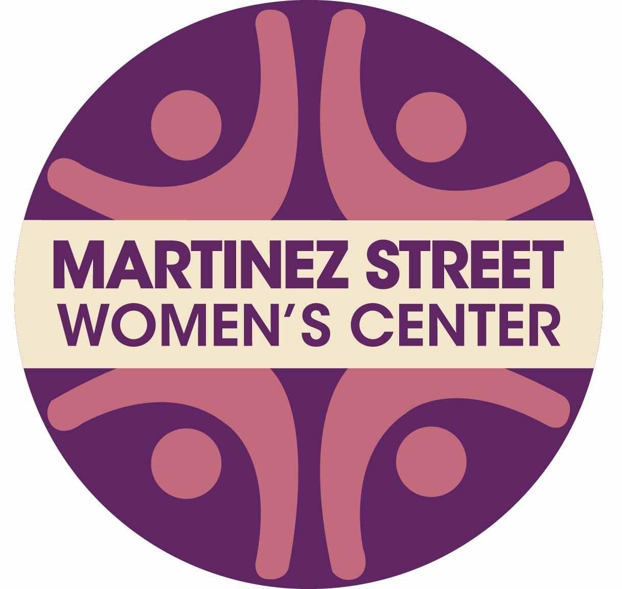 Martinez Street Women's Center banner
