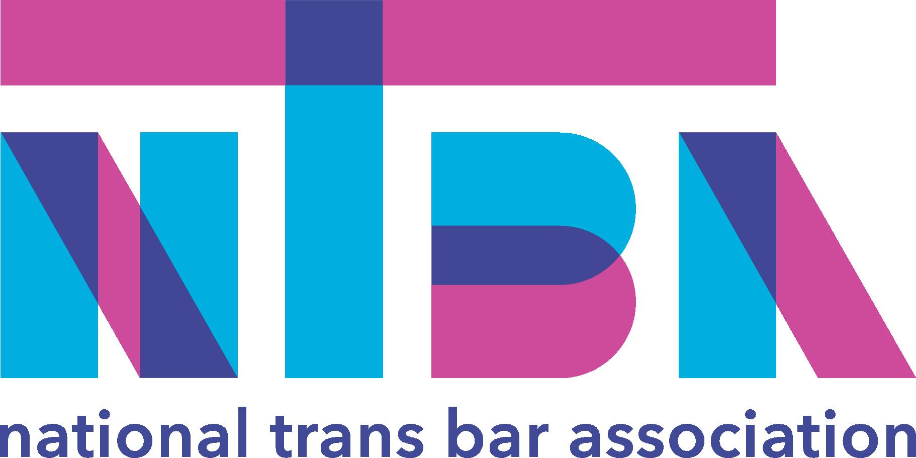 National Trans Bar Association banner